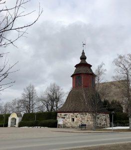 Liedon kirkko