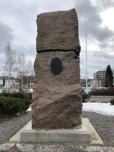 Lieto 675 - juhlavuoden muistomerkki
